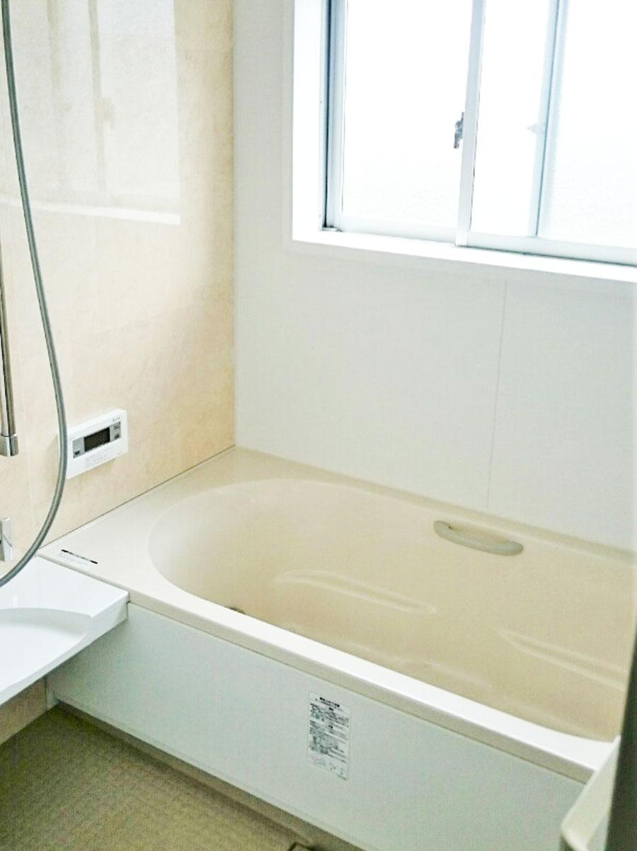 浴室のリフォーム 施工後