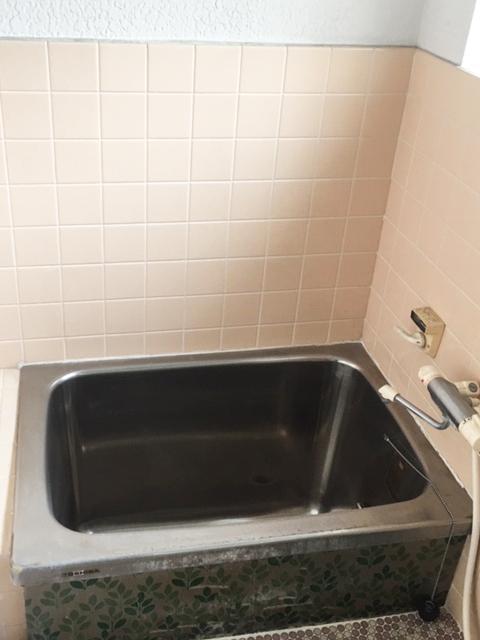 浴槽-工事前