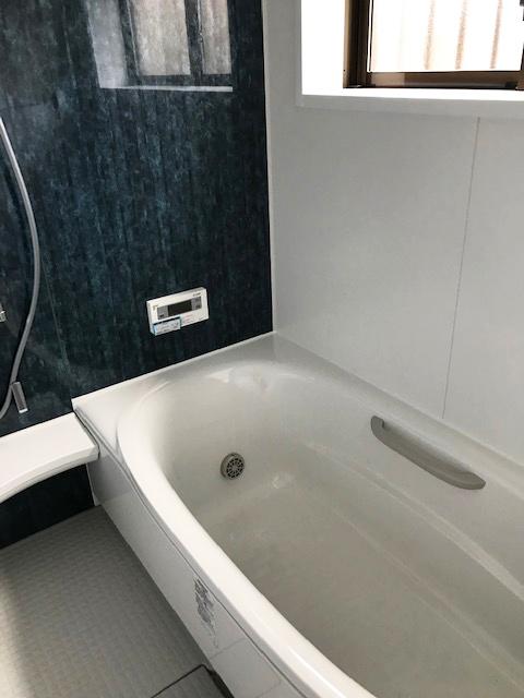浴槽-工事後
